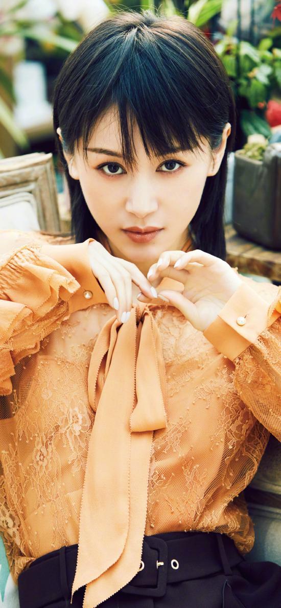 王子文 演员 明星 艺人 短发 时尚
