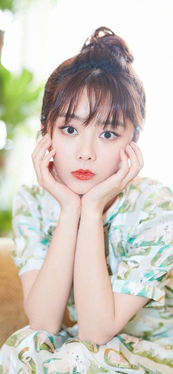 艺人 谭松韵 演员 女星