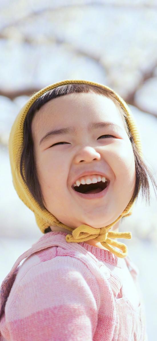 小蛮 小网红 小女孩 儿童 欢乐 笑
