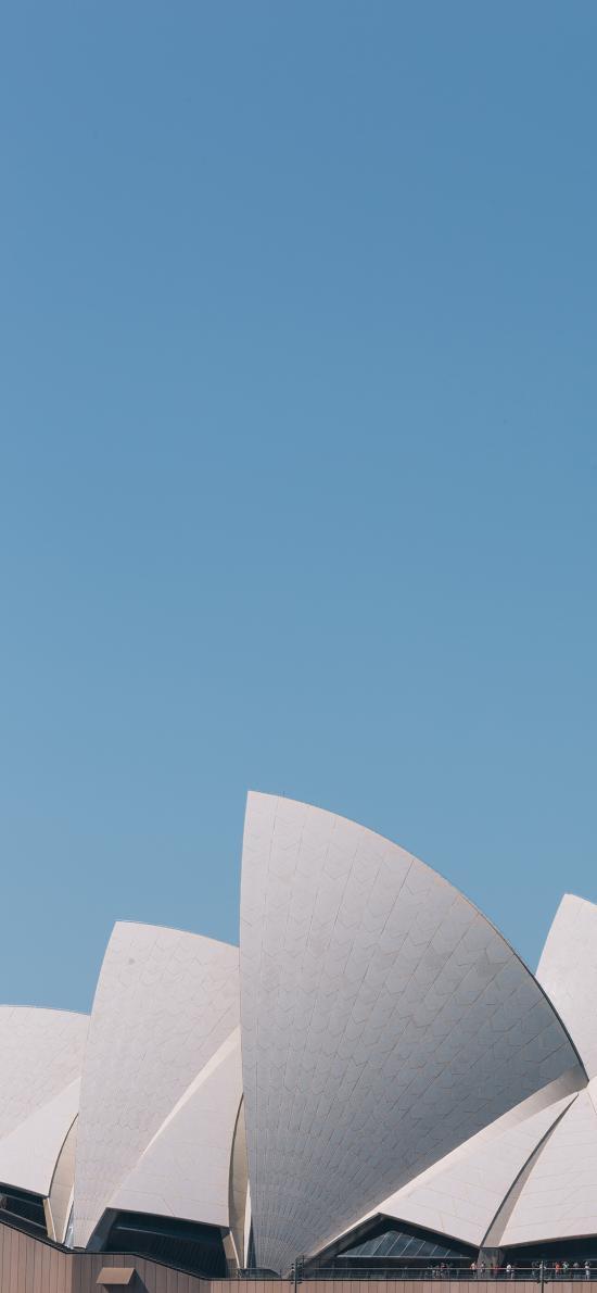 就是 建筑 悉尼歌劇院 地標
