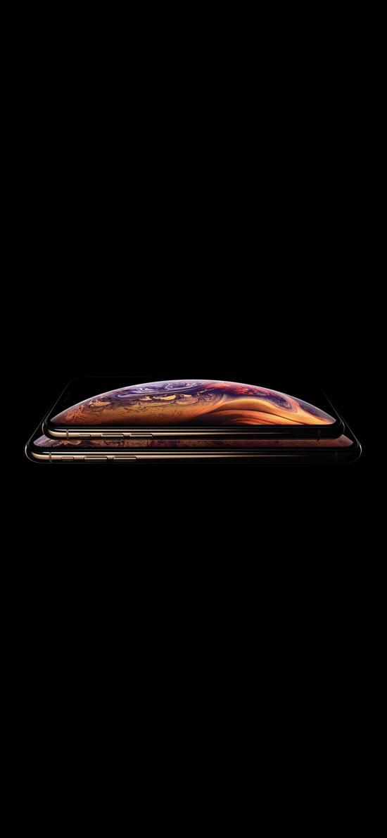 iPhone 手机 黑色 电子产品