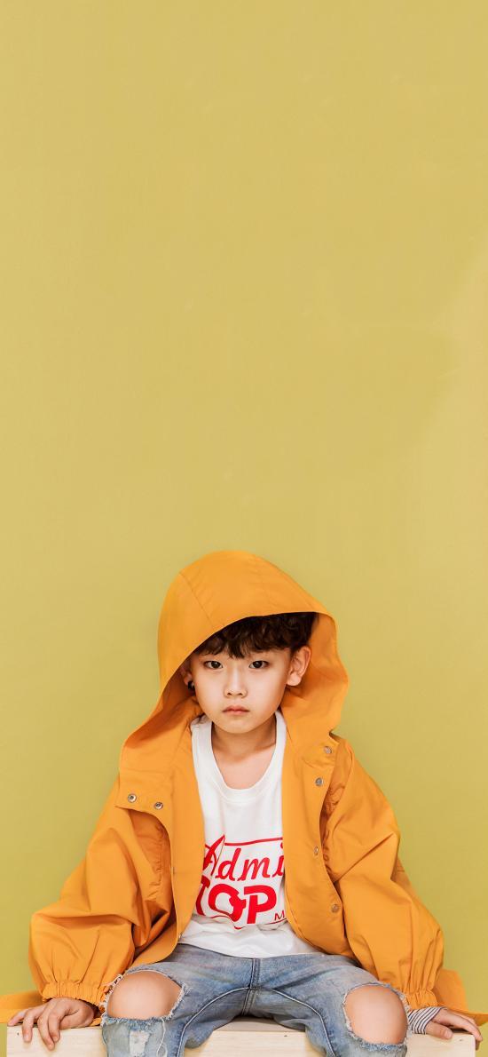 小男孩 童模 写真 服饰
