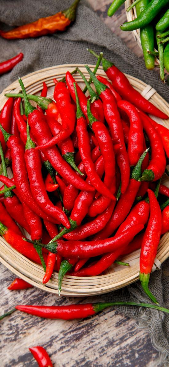 食材 辣椒 新鲜 蔬菜