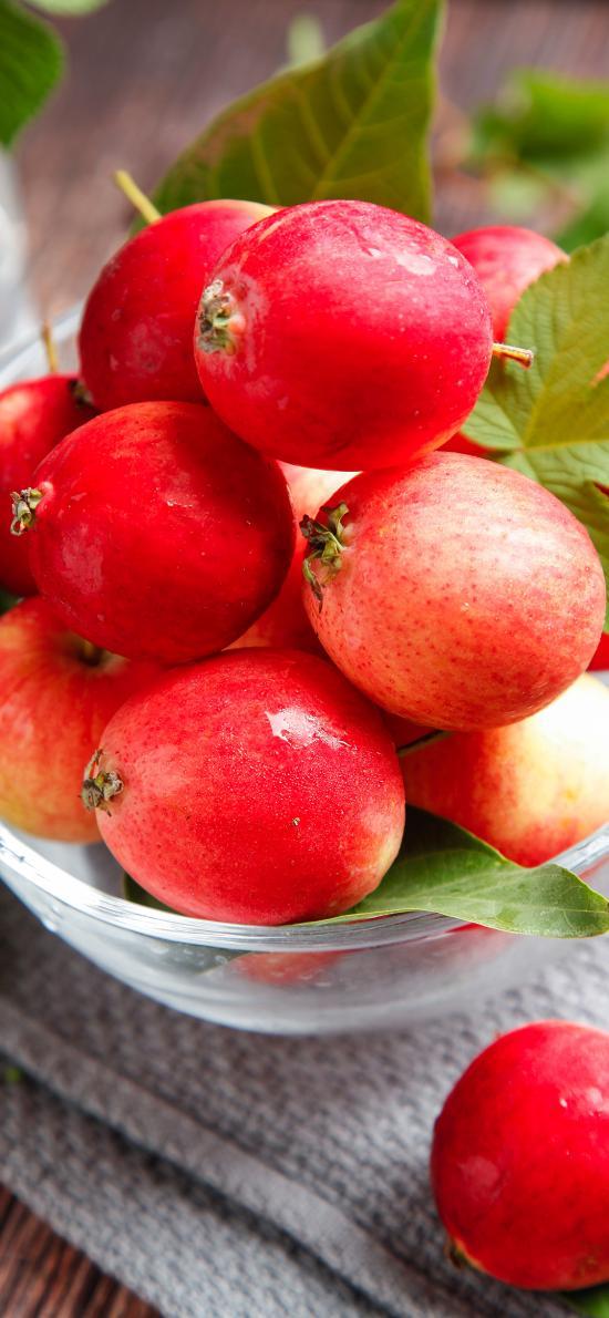 水果 苹果 营养 灯笼苹果