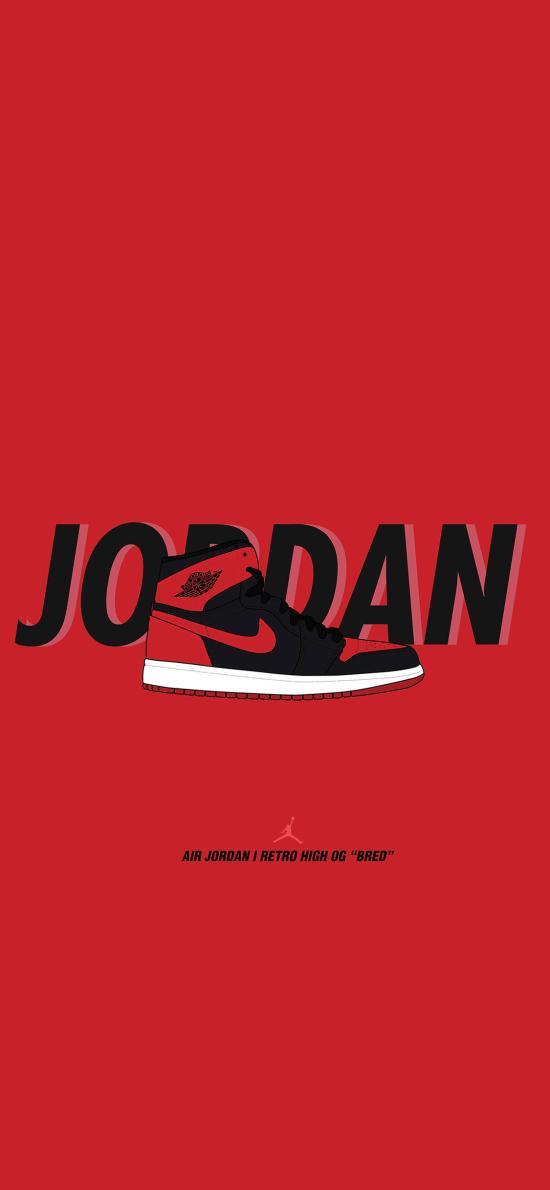 乔丹 鞋子 AJ Jordan