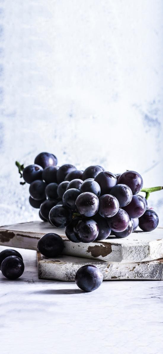 水果 一串葡萄 黑加仑