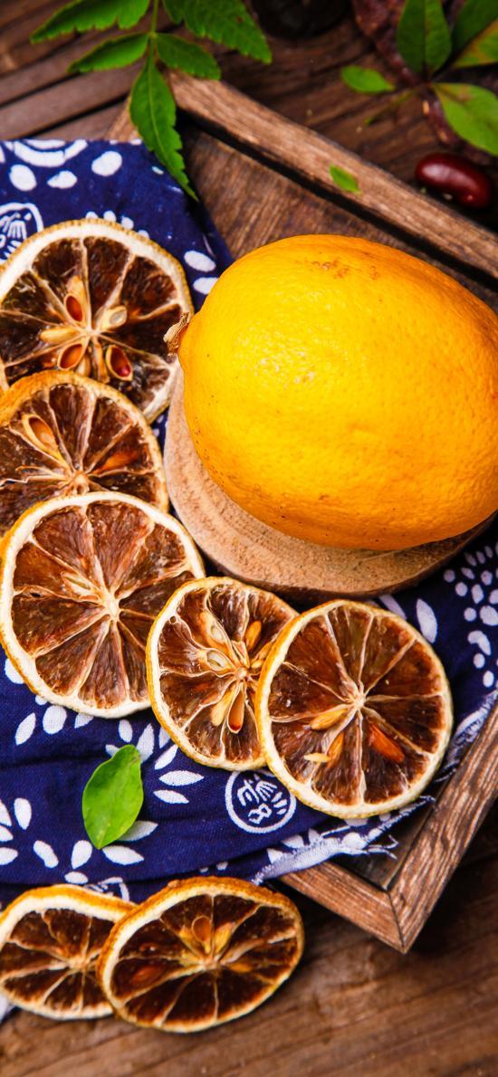 柠檬 柠檬片 维生素C 原料