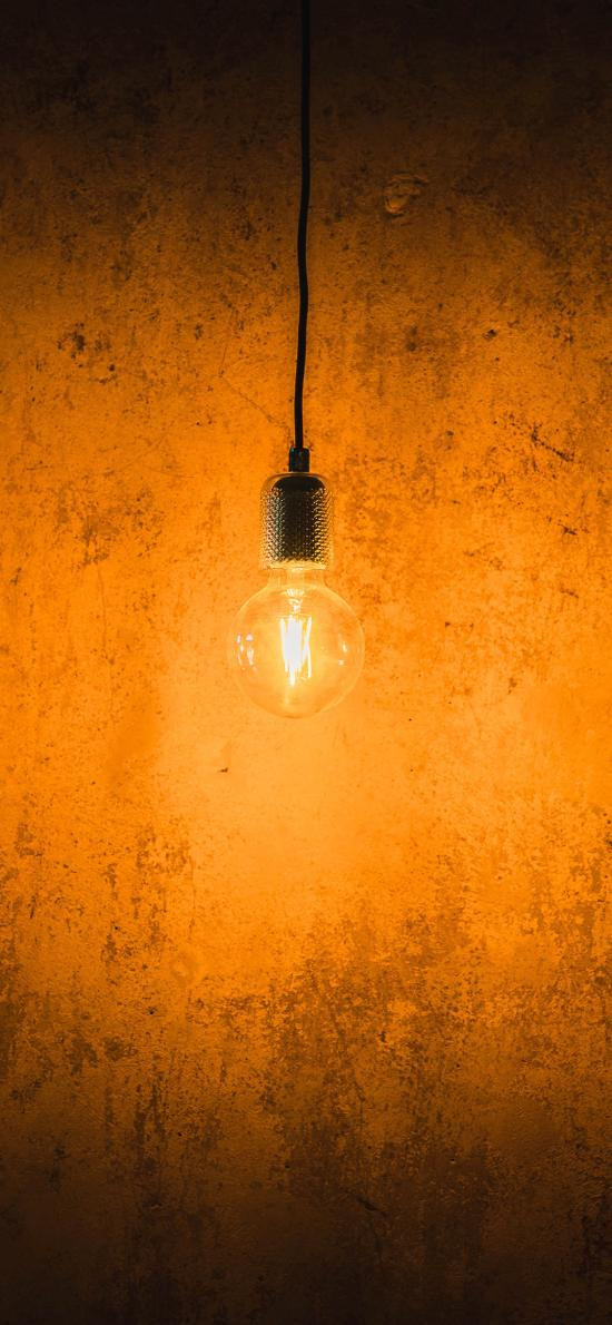 燈光 燈泡 鎢絲 垂吊