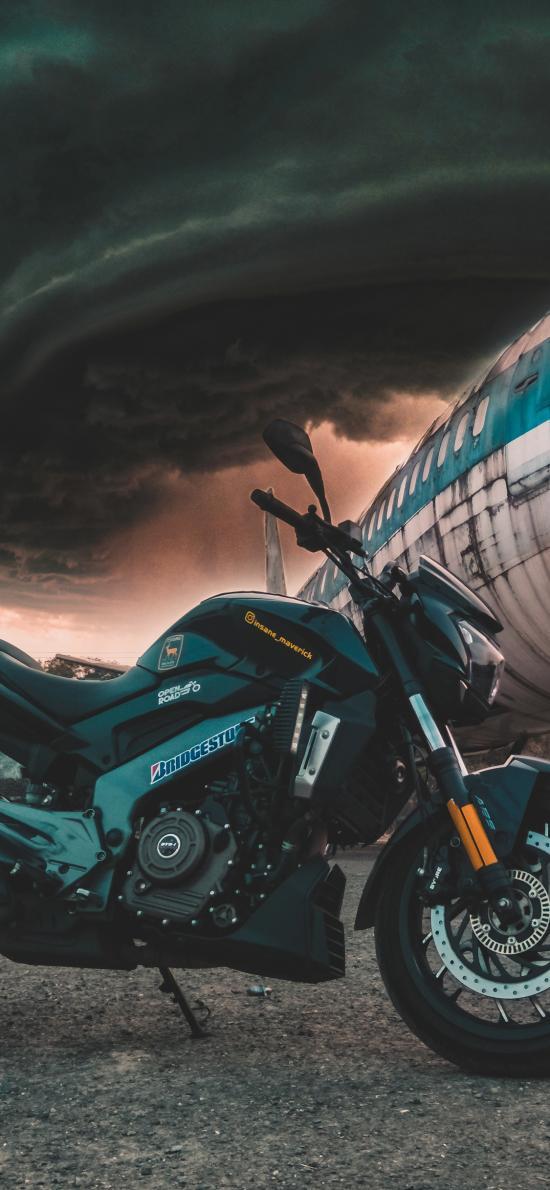 摩托 機車 賽車 炫酷