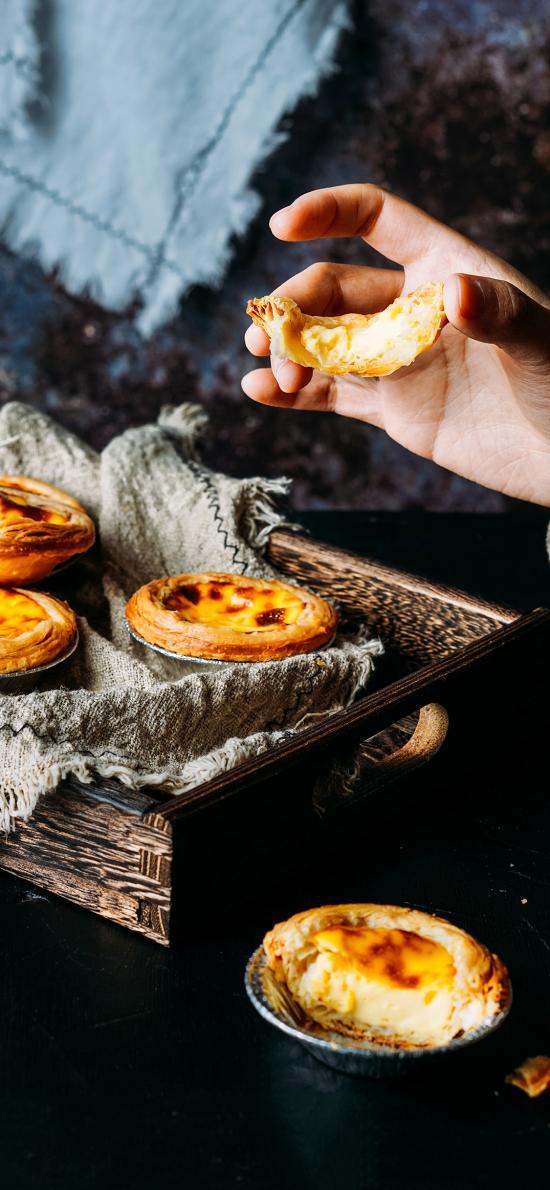 蛋撻 甜品 烘焙 點心