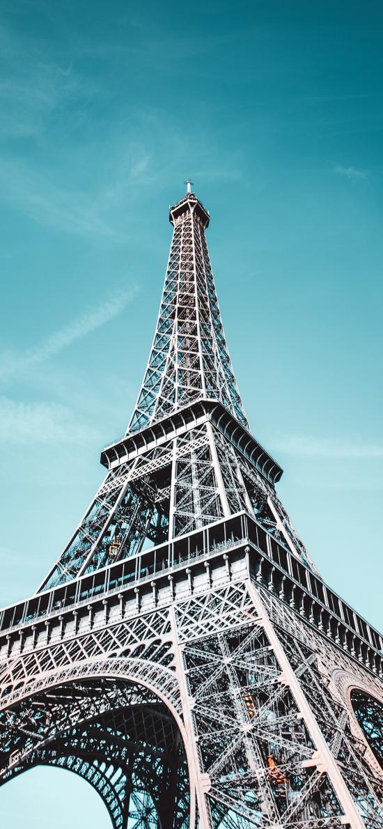 埃菲爾鐵塔 法國 建筑