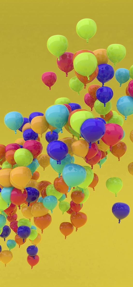 氣球 色彩 雕塑 藝術