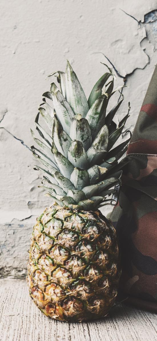 菠蘿 鳳梨 水果 背包