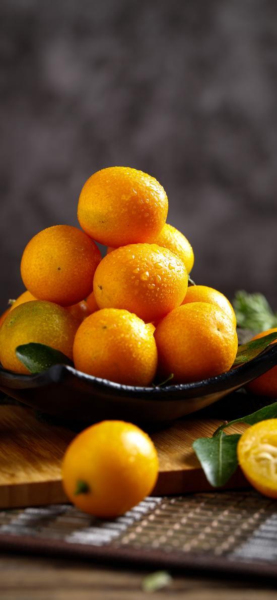 水果 金桔 金橘 新鮮