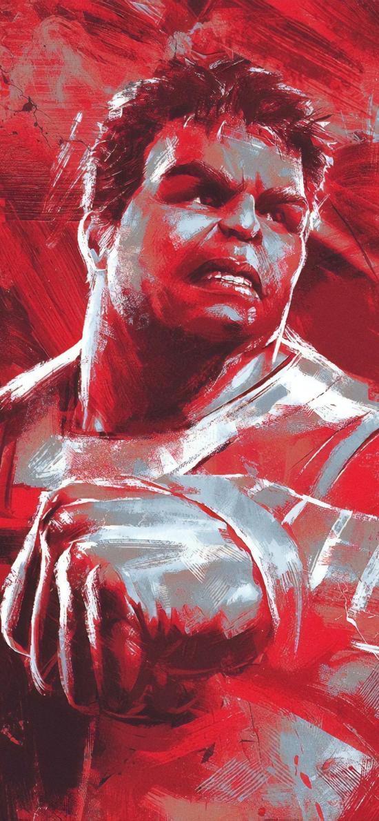 復仇者聯盟 超級英雄 漫威 綠巨人
