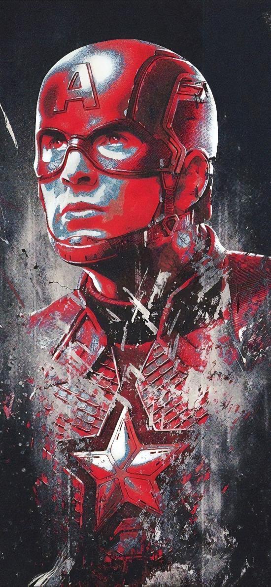 復仇者聯盟 超級英雄 漫威 美國隊長