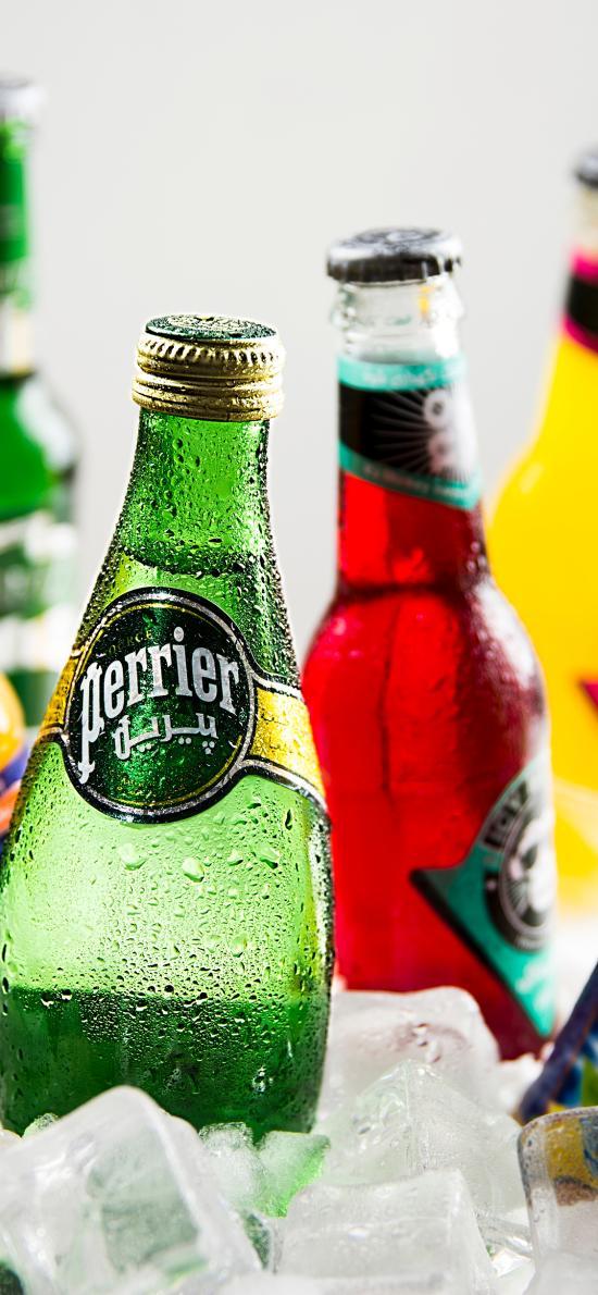 酒精飲料 冰鎮 冰塊 啤酒