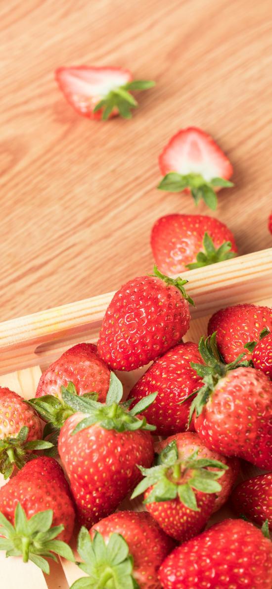 草莓 水果 新鮮 鮮紅