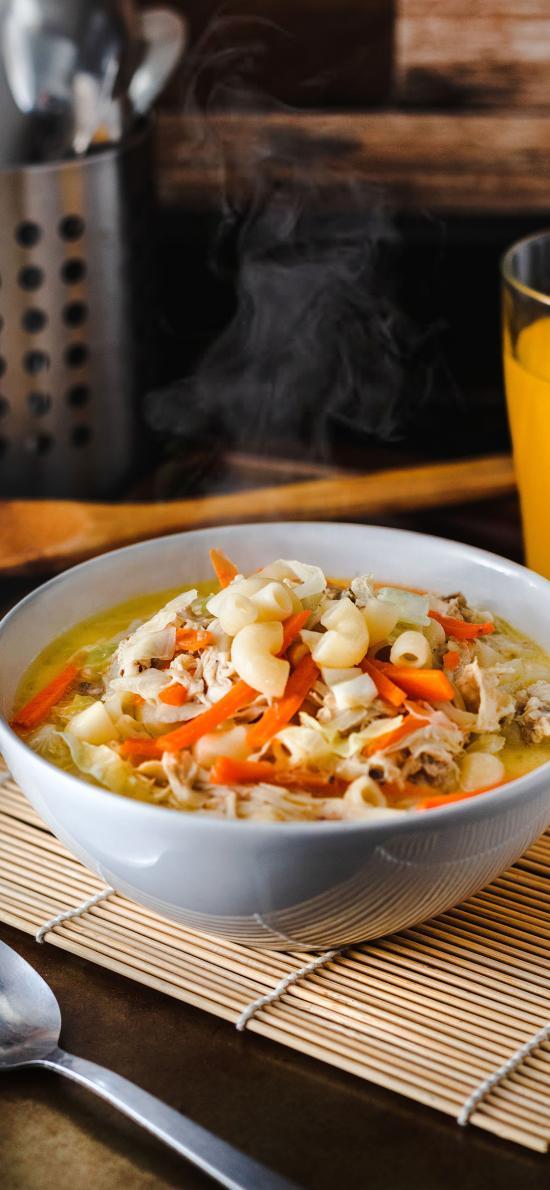 意面 烹飪 營養 面食  胡蘿卜