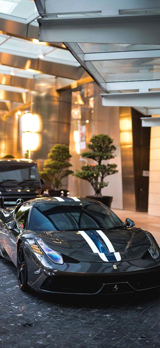 法拉利 炫酷 超級跑車 豪車