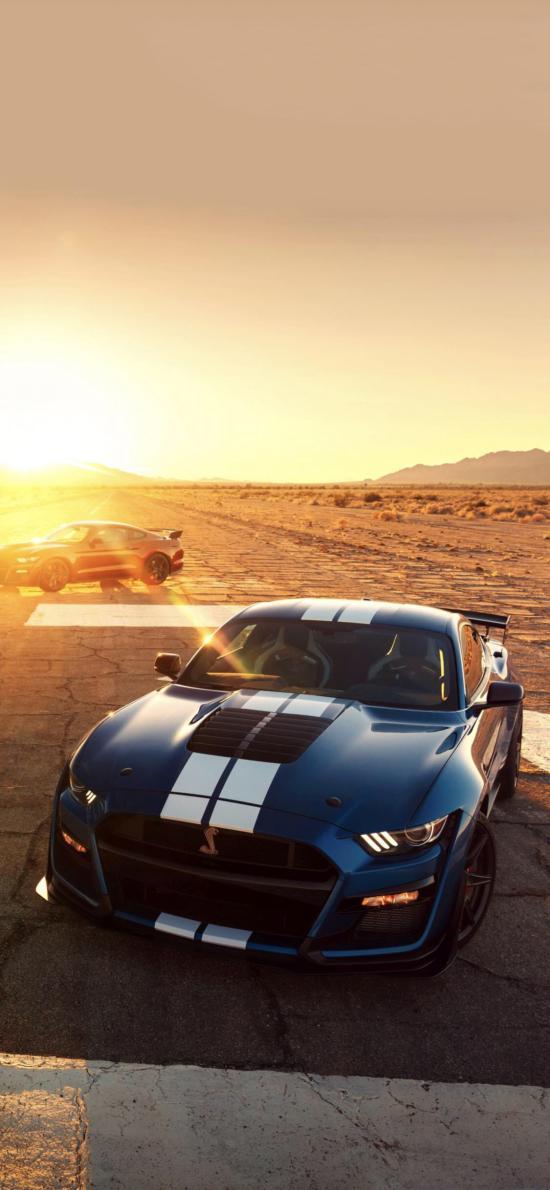 賽車 跑車 炫酷 郊外 荒漠