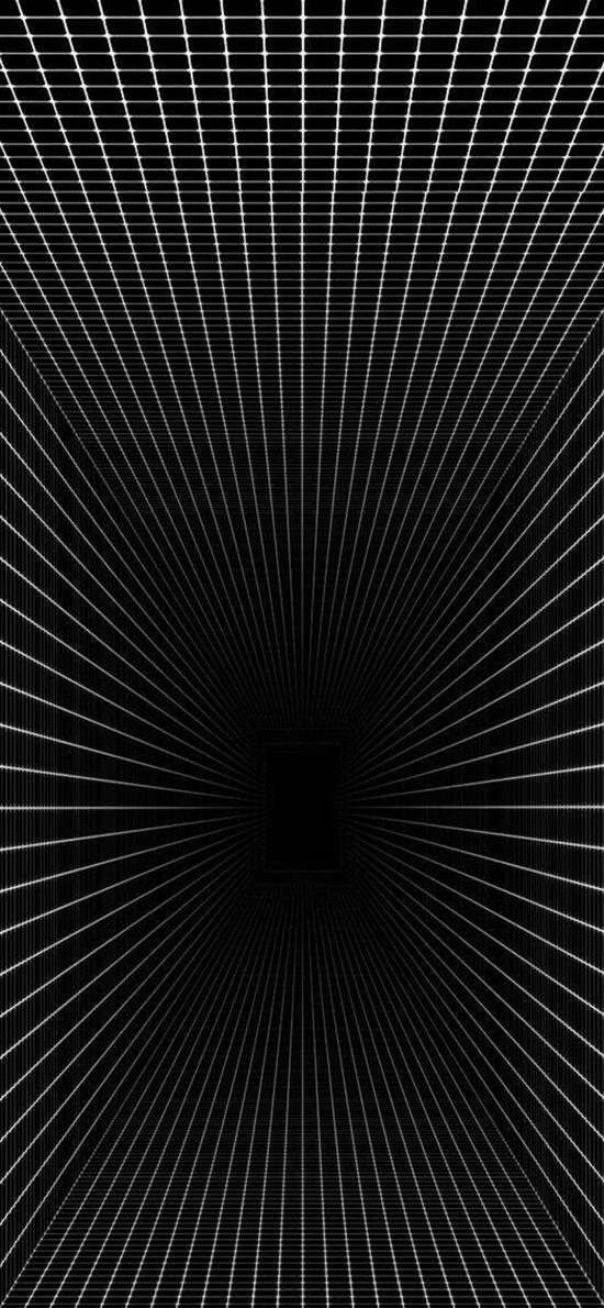 立体 三维 黑白