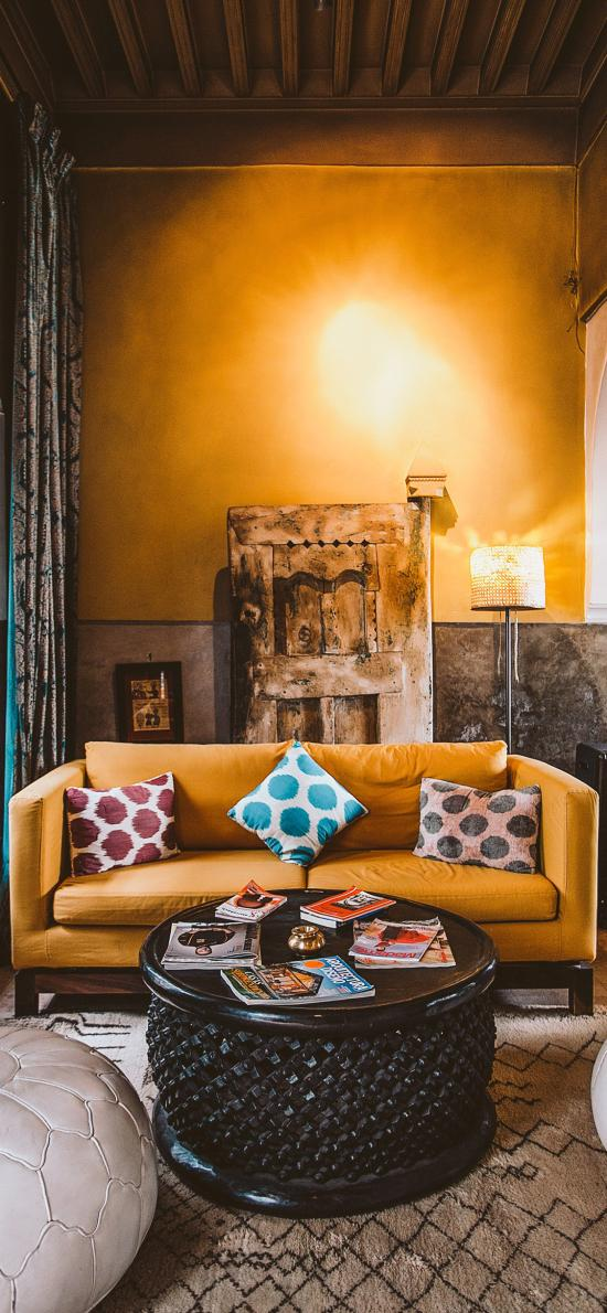 家居 装修 沙发 抱枕 空间 设计