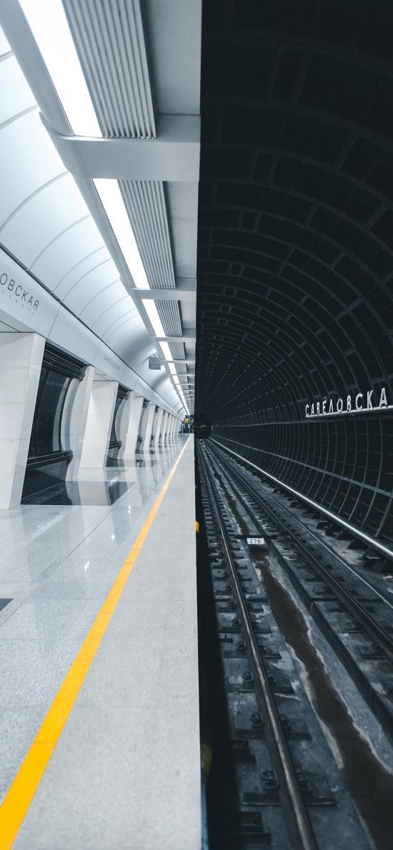 地下 隧道 黑白 建设