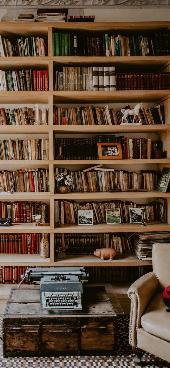 房间 空间 书柜 书本 摆放