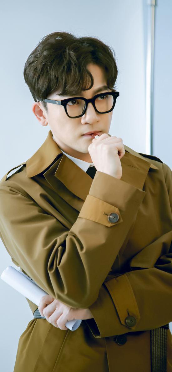 苏有朋 台湾 演员 歌手 小虎队 黑框眼镜
