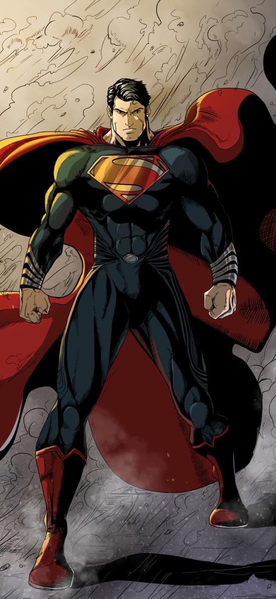 超人 欧美 漫画 超级英雄
