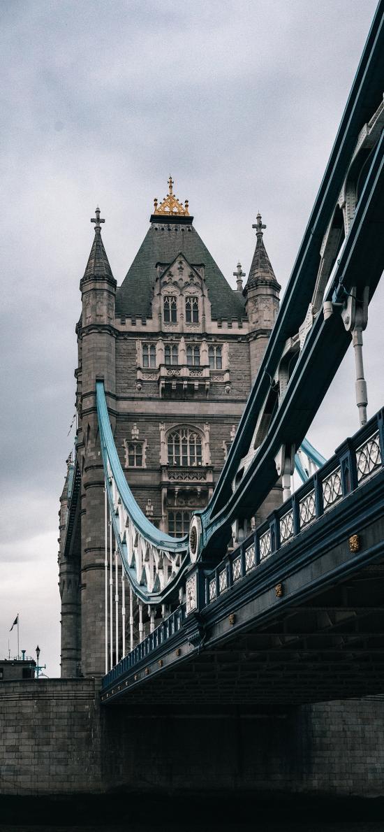 景色 地标 伦敦大桥 桥梁