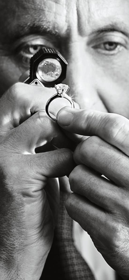 钻石 饰品 戒指 工艺
