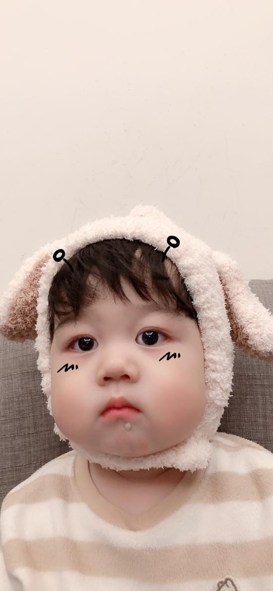 李浠晗 小男孩 可爱 萌