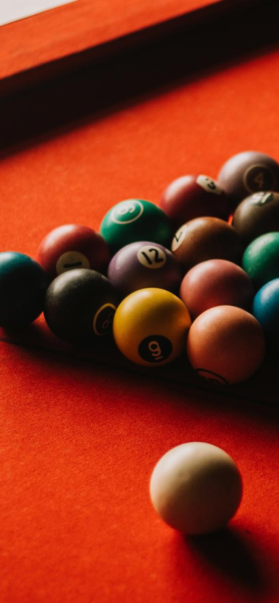 桌球 台球 运动 球体