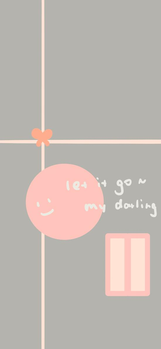 绘画 插画 let it go my darling