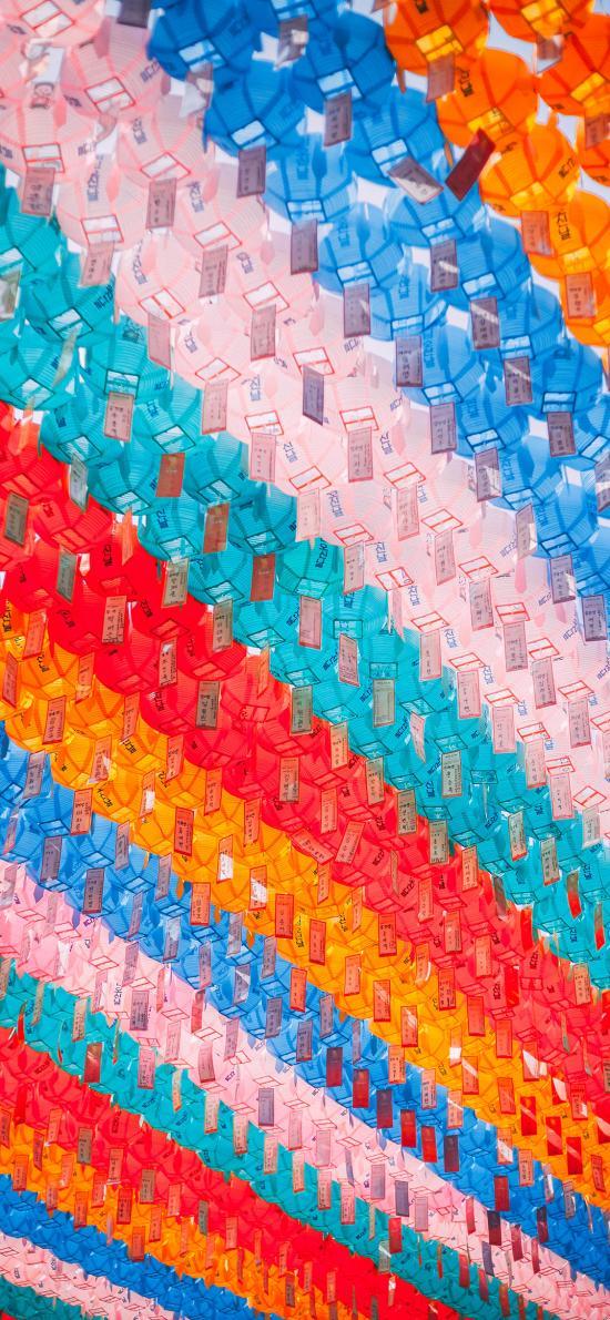 灯饰 垂吊 挂饰 色彩