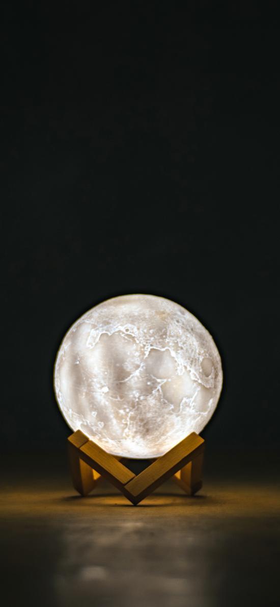模型 月球 支架 趣味