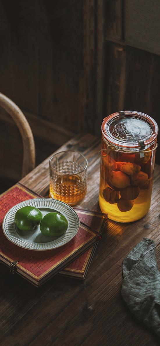 烘焙 青团 酿制 梅子酒