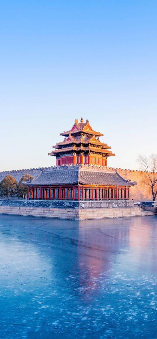 旅游 景点 背景 故宫 紫禁城