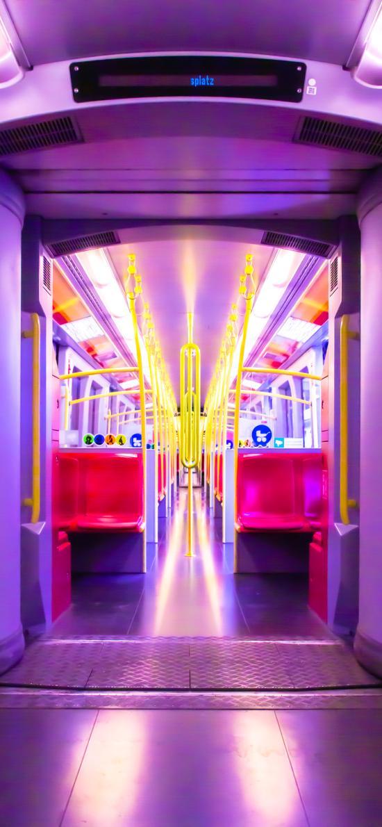 交通 地铁 座椅 空间