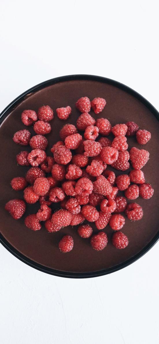 树莓 颗粒 新鲜 水果