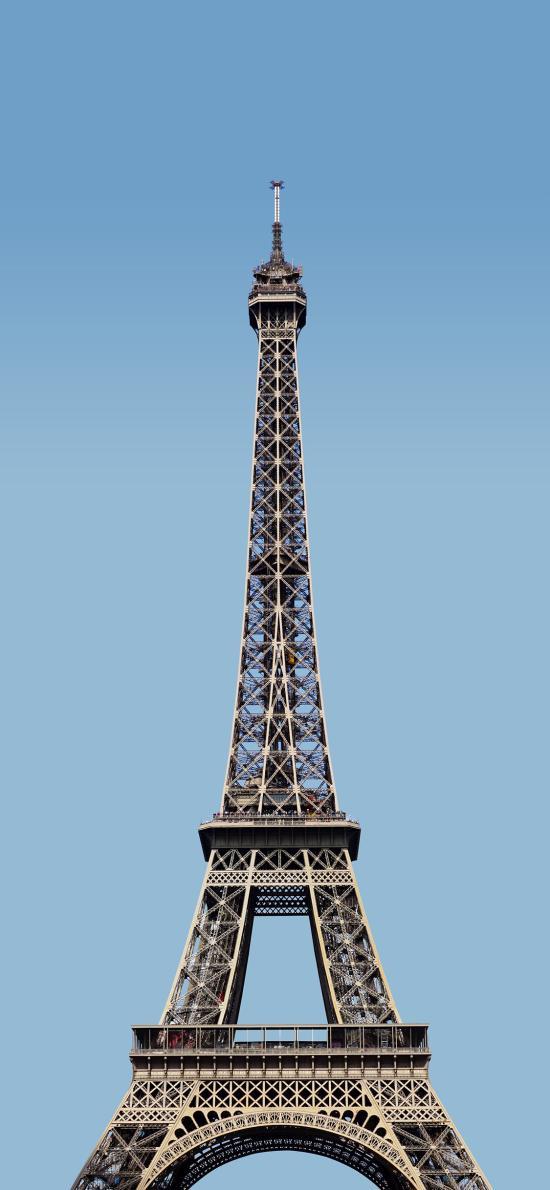 埃菲爾鐵塔 建筑 鋼筋 法國