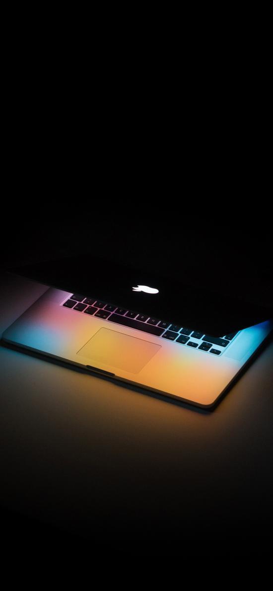 筆記本 Mac 閉合 便攜