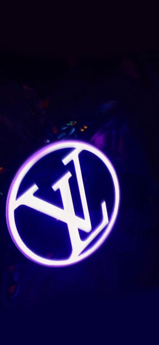 品牌 字母 logo LV(取自微博:G195)