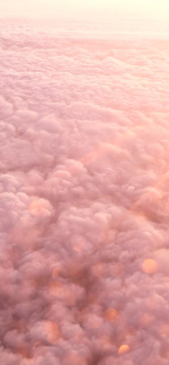 云海 云彩 阳光 夕阳