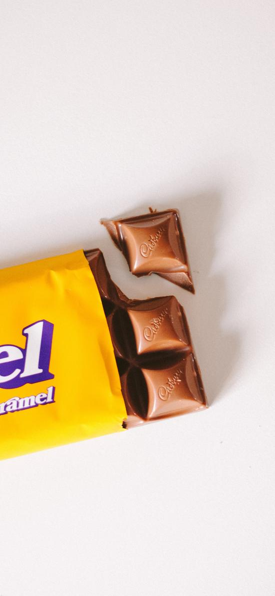 巧克力 零食 甜食 热量