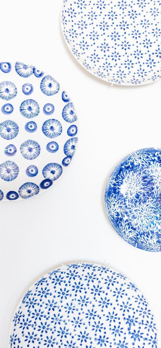 靜物 瓷器 碟 青花瓷