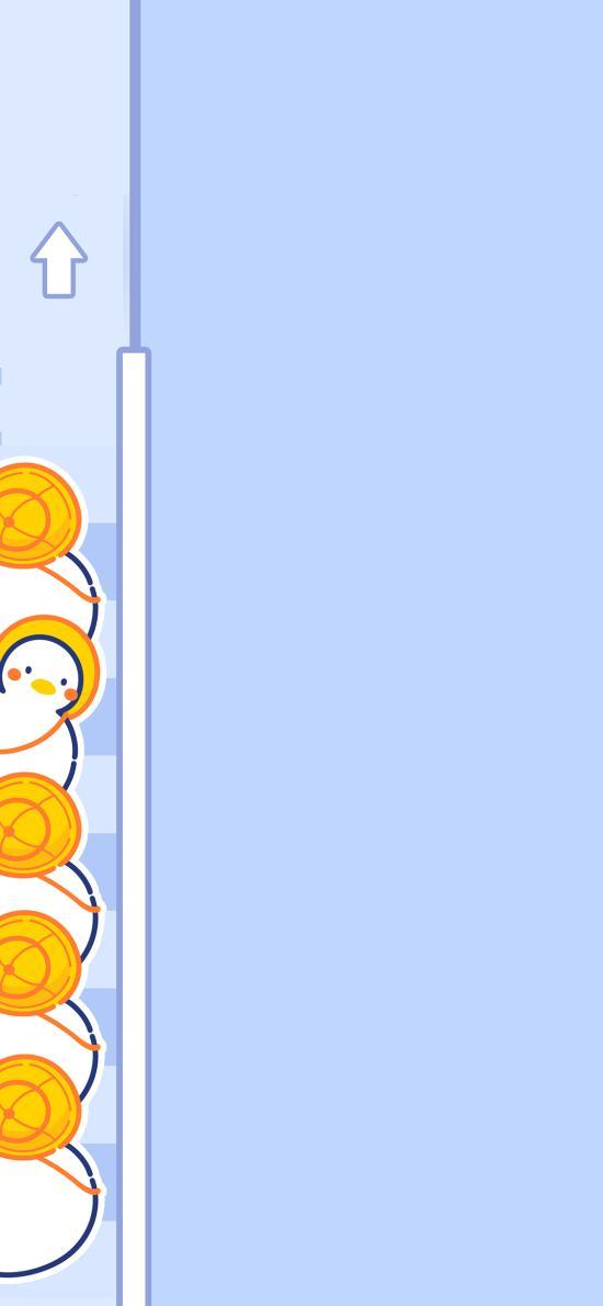 达可鸭 排队 蓝 小黄帽 可爱